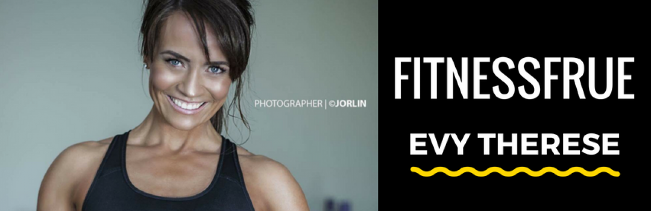 Fitnessfrue Evy Therese